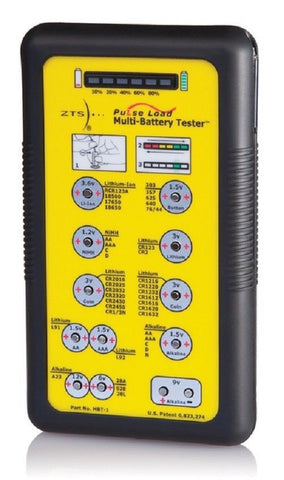 ZTS Full-Sized Multi Battery Tester (New 2019 Version)