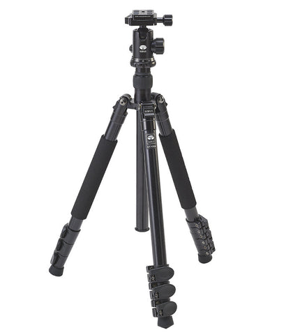 Sirui ET-1004 Aluminum Tripod with E-10 Head
