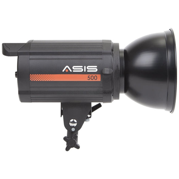 Asis 500 Monolight with Built-in Wireless Receiver