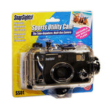 Intova Snap Sights Waterproof Resuable Film Camera with Flash