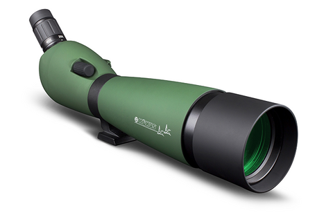 Konus KonuSpot-100 20-60x100 Spotting Scope with Camera / Smartphone Adapter