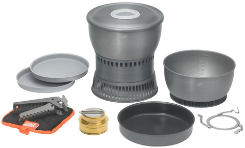 Esbit 12-Piece Alcohol Stove and Camp Cookset