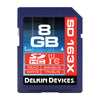 Delkin SDHC 163X Class 10 Memory Card [Multiple Capacity Options]