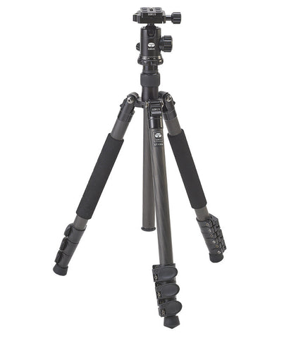 Sirui ET-1204 Carbon Fiber Tripod with E-10 Head