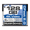 Delkin Cinema CFast 2.0 Memory Card [Two Capacity Options]