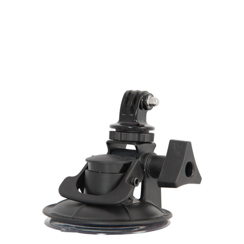 Delkin Fat Gecko Stealth Mount with Adapter for GoPro