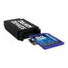 Delkin USB 3.0 Dual Slot SD & microSD Travel Reader