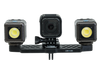 Lume Cube Dual Kit for GoPro [Two Cube Color Options]