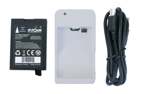 Intova Battery and Charger for X2/HD2