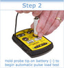 ZTS MINI9RL Pulse Load Multi-Battery Tester