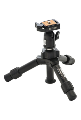 SLIK Mini Pro DQ Tripod with Ball Head