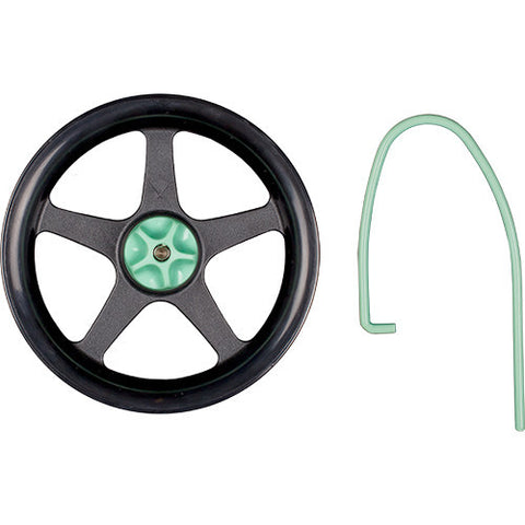 Syrp Wheel and Wheel Safety Hook for Slingshot