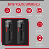 SmartMike+ Twin Package Pro Bundle With Cleaning Cloth