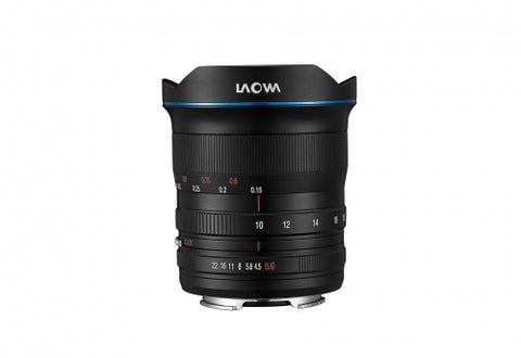 LAOWA 10-18mm f/4.5 - 5.6 Zoom – L mount