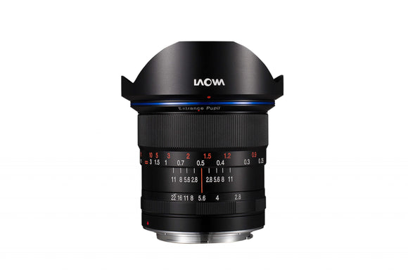 Laowa 12mm f/2.8 Zero-D (Black) Sony FE