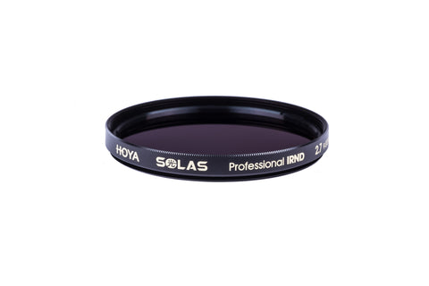 Hoya SOLAS Professional IRND 2.7 Filter [Multiple Size Options]