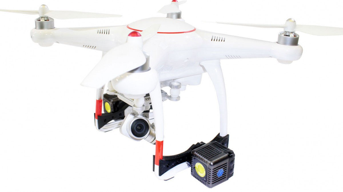 Lume Cube Drone Kit For Autel Robotics X Star Drone 2 Cubes 2