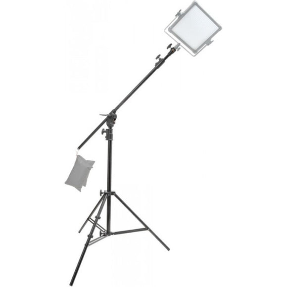 Studio Assets 13.5' Light Stand with Convertible Boom Arm