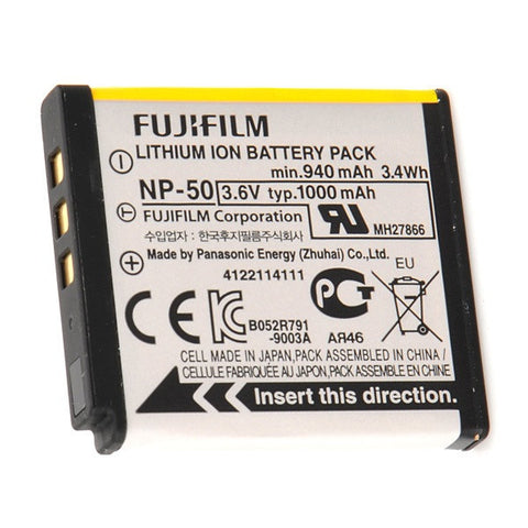 Fujifilm NP-50 Lithium Ion Rechargeable Battery