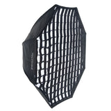 Phottix 2-in-1 Strip Softbox with Grid 16x71""