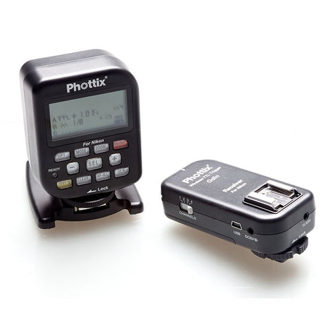 Phottix Odin TTL Flash Trigger Set for Nikon