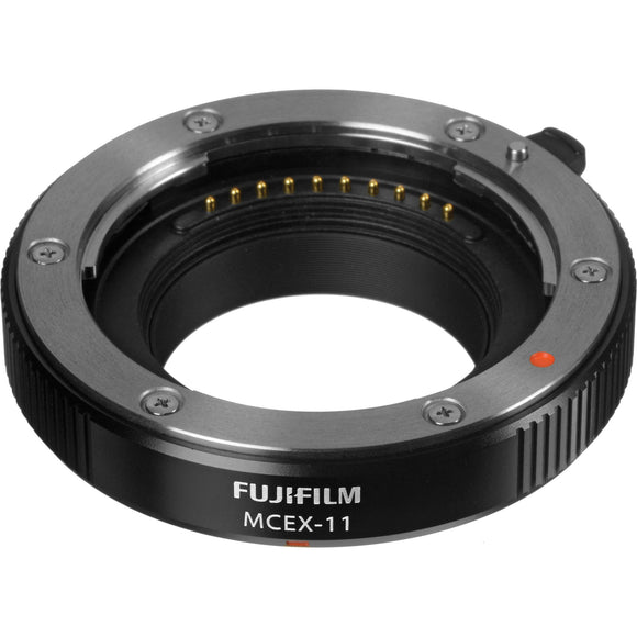 Fujifilm X Mount Macro Extension Tube (11mm)