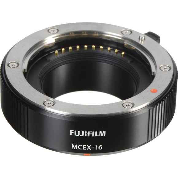 Fujifilm X Mount Macro Extension Tube 16mm