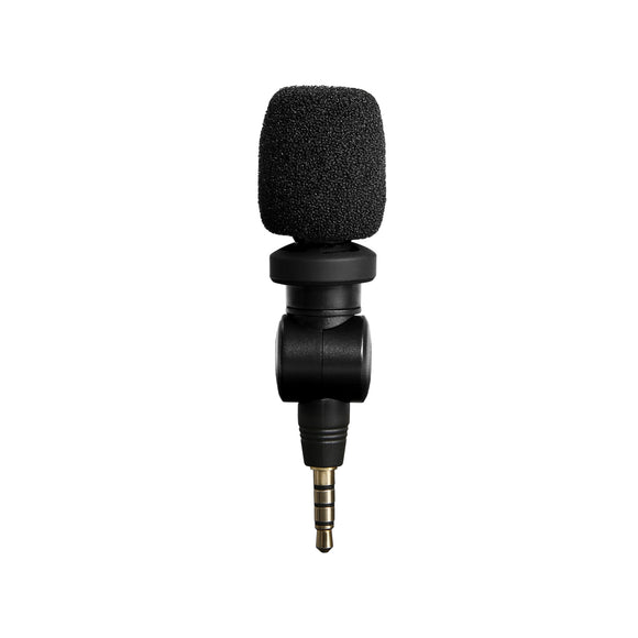 Saramonic SmartMic Condenser Microphone for iPhone, iPad, iPod Touch & Mac