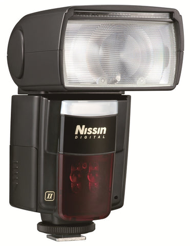 Nissin Di866 Mark II Flash for Canon Cameras