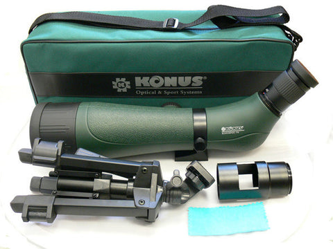 Konus KonuSpot-70 20-60x70 Zoom Spotting Scope