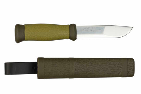 MoraKniv 2000 Knife (Green)