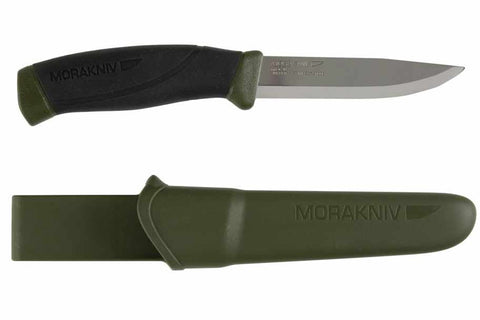 MoraKniv Companion MG Carbon Steel Knife