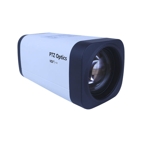 PTZ Optics 12x NDI|HX ZCAM 3G-SDI Box Camera