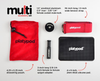 Platypod Ultra, Platypod Multi Accessory Kit and Cleaning Cloth