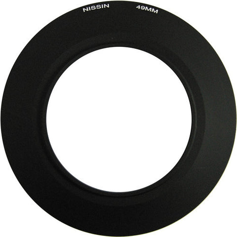 Nissin Adapter Ring for MF18 Macro Flash [Multiple Size Options]