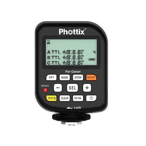 Phottix Odin TTL Flash Trigger Transmitter v1.5 for Canon