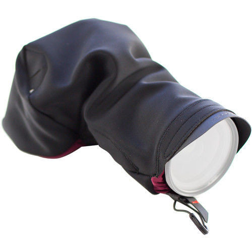 Peak Design Shell Form-Fitting Rain and Dust Cover for All Cameras (Medium)