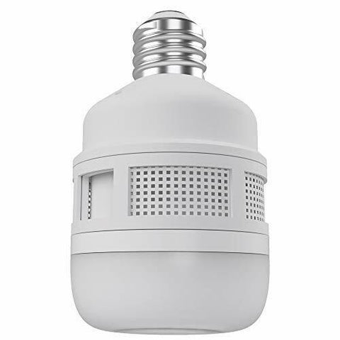 CLEANRTH FLYLIGHT | 75-watt Warm LED Light Bulb That Vacuums & Traps Flying Bugs