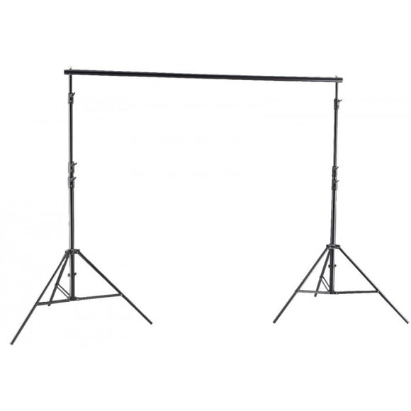 Studio Assets 12' Heavy Duty Background Support System