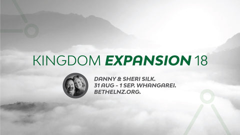 Kingdom Expansion 2018- Danny & Sheri Silk
