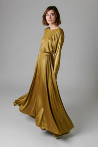 Golden Duchess Gown