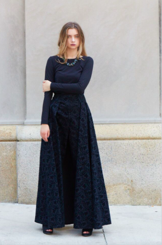 Baroque Pant/Skirt