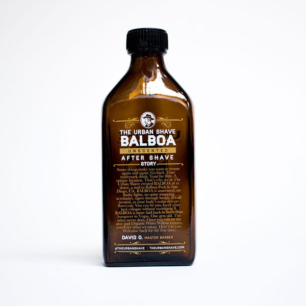 Balboa After Shave