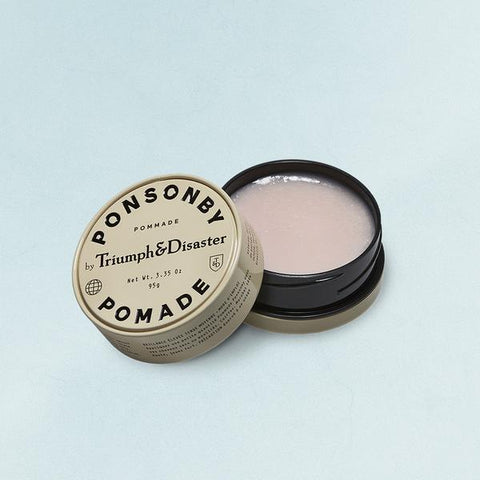 Triumph and Disaster Ponsonby Pomade-Water Based