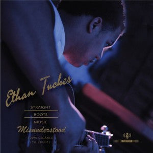 Ethan Tucker- Misunderstood (CD)