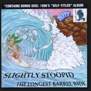 Slightly Stoopid - Longest Barrel Ride (CD)