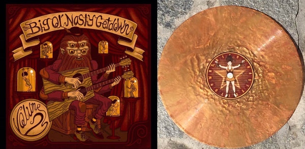 "Big Ol' Nasty Getdown ""Volume 2"" Limited Edition Vinyl"