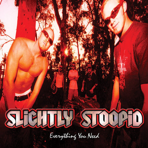 Slightly Stoopid - Everything You Need (YELLOW VINYL)