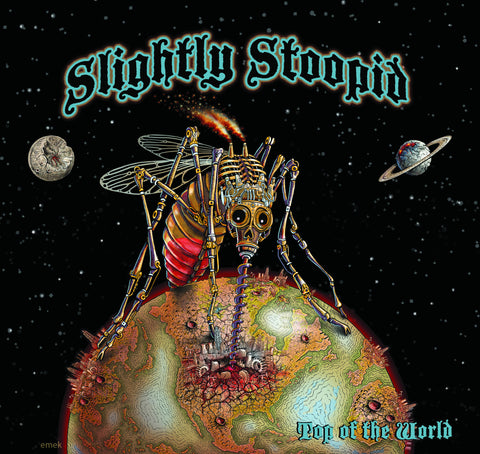 Slightly Stoopid - Top of the World (CD)