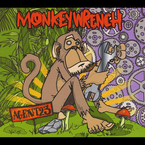 Agent 23 - Monkey Wrench (CD)
